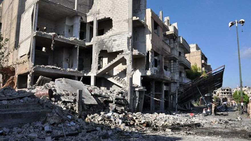 Ascienden a 26 los muertos en atentado en feudo costero del régimen en Siria