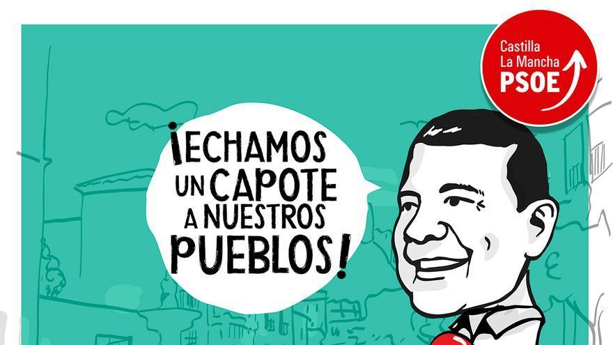Viñetas Emiliano García-Page