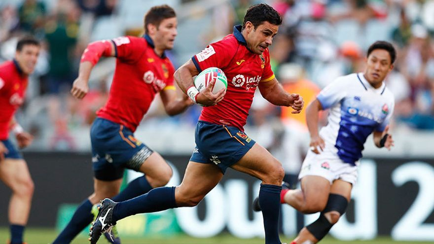 Rugby: El hito de Paco Hernández