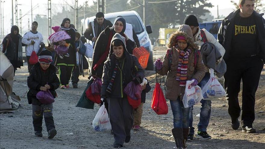 Paz y desarrollo, herramientas para frenar el flujo de refugiados a Europa