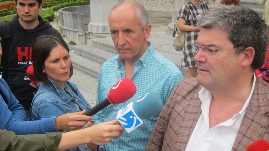"""Erkoreka rechaza las críticas de los partidos por el 25-S porque """"técnicamente"""" no se está ante un adelanto electoral"""