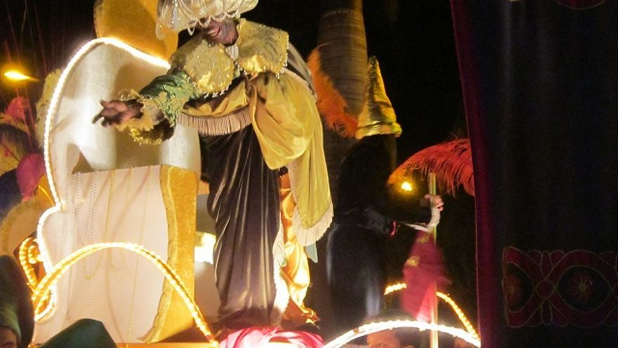 La cabalgata de la noche mágica #3