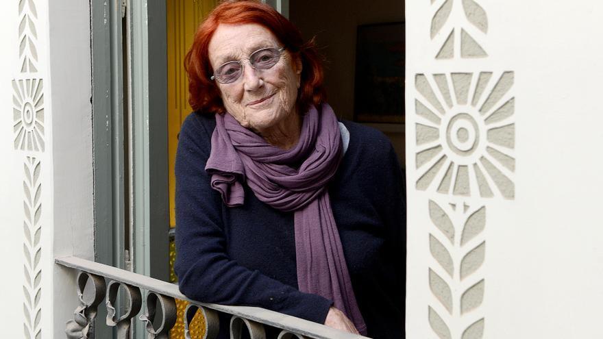 La escritora Rosa Regàs.