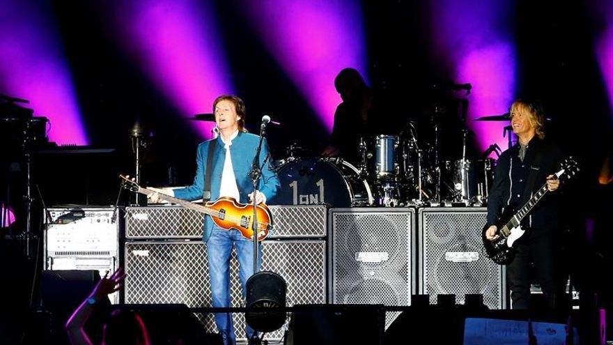 Paul McCartney seduce al público del Austin City Limits con su dulce melodía