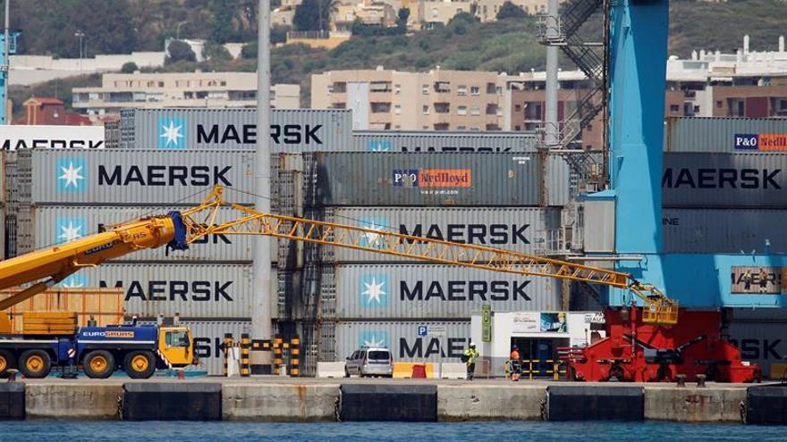 Puerto de Algeciras alcanza de nuevo los 100 millones de toneladas de mercancías