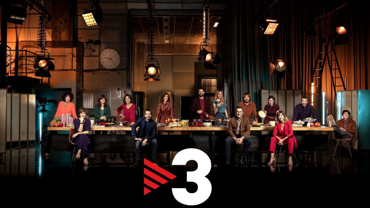 Presentación de temporada de TV3