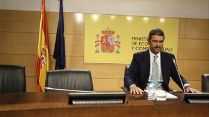 Secretario de Estado de Economía y Apoyo a la Empresa, Fernando Jiménez Latorre