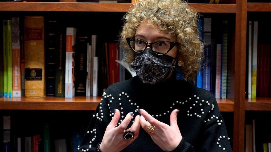 Alicia Tojeiro, la mejor profesora de primaria de España, enseña a escuchar