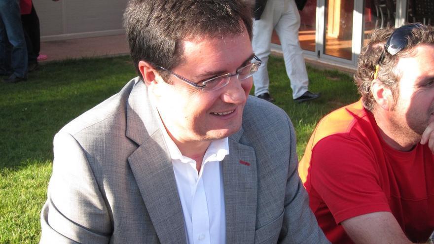 "Óscar López considera a Gabilondo ""un excelente dirigente político"""