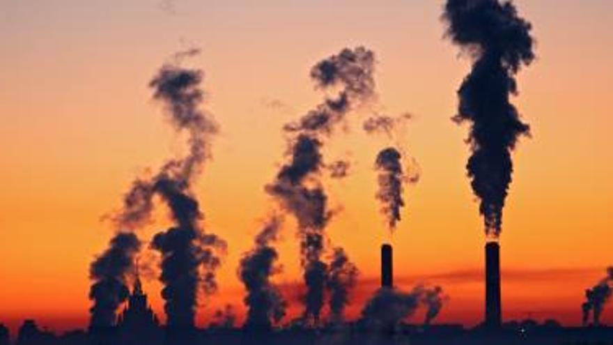 Crisis ambiental y contaminación