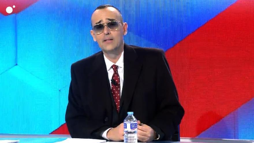 Risto Mejide, con abrigo en 'Todo es mentira'