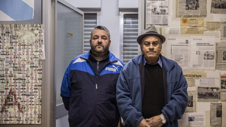 Luis Sánchez y Antonio García