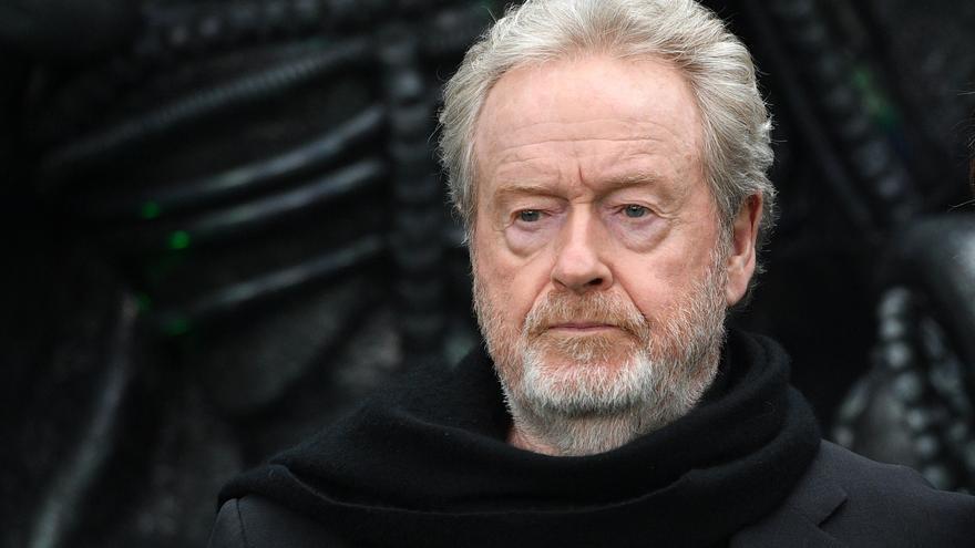 "Ridley Scott presenta ""Raised by Wolves"", su nueva pesadilla futurista"
