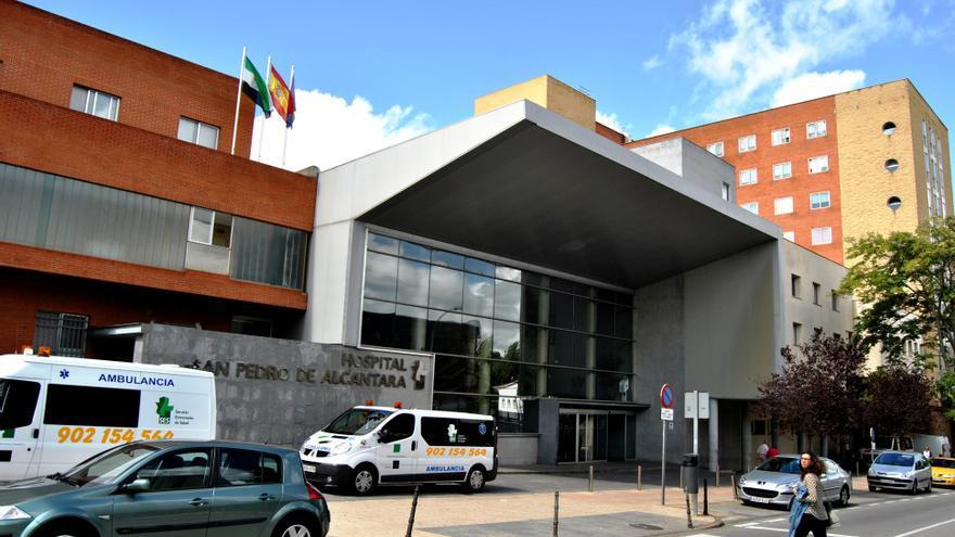 Hospital San Pedro de Alcántara de Cáceres