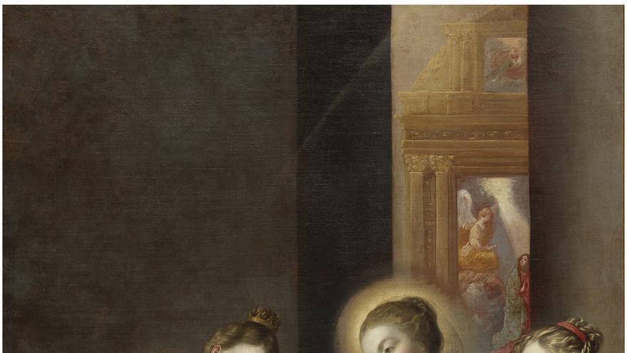 C:\fakepath\4.. Santo Domingo en Soriano. Fray Juan Bautista Maíno. Óleo sobre lienzo, 228 x 124 cm. h. 1629.jpg