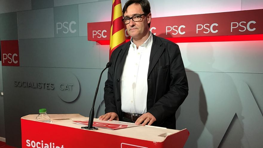"""El PSC cree que el talante de Millo """"puede ayudar a favorecer"""" la relación Generalitat-Estado"""