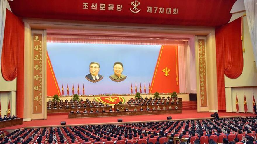 Kim Jong-un, nombrado presidente del Partido de los Trabajadores de Corea
