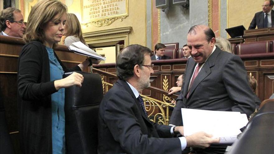 """Rajoy afirma que han sido dos años difíciles, pero España será pronto """"lo que queremos"""""""