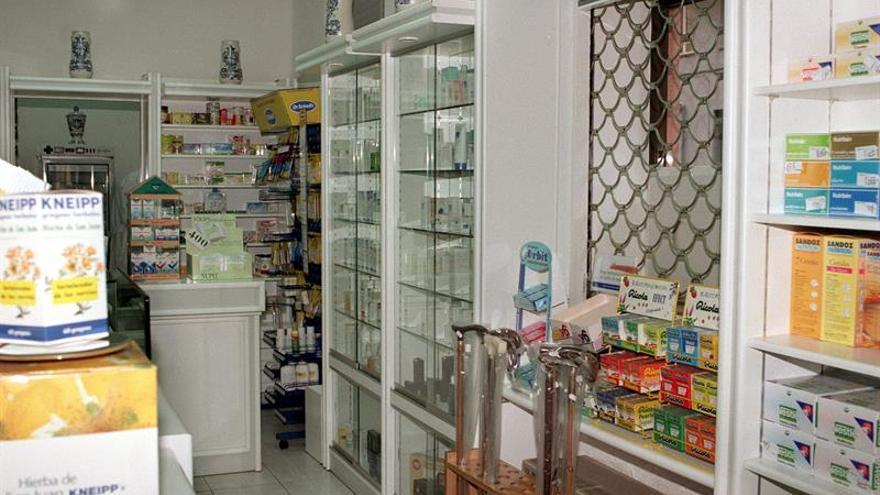A partir del 1 de enero baja el precio de 1.253 productos farmacéuticos
