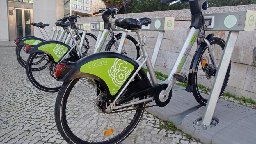 La bicicleta, el aliado verde en Lisboa contra la Covid
