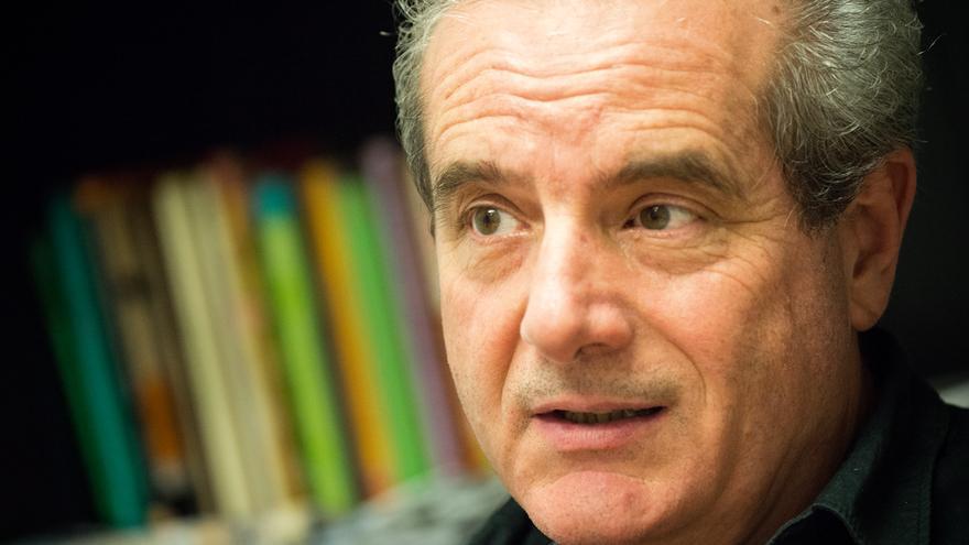 Jordi Via, Comisionado de Economia Social y Solidaria de Barcelona / SANDRA LÁZARO