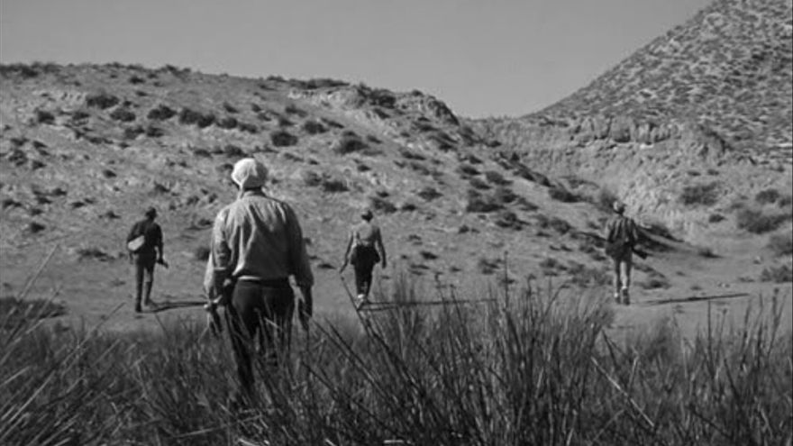 La Caza (1966)