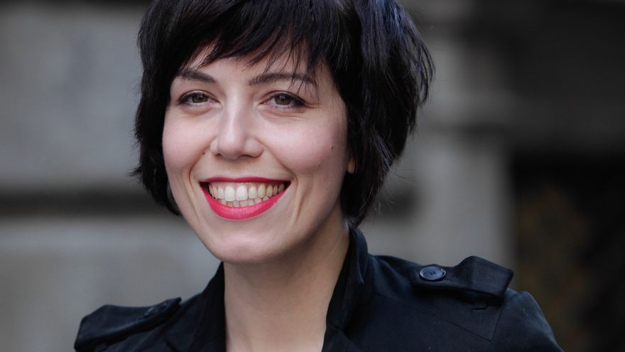 Marta Peirano, autora de El Pequeño Libro Rojo del Activista en la Red