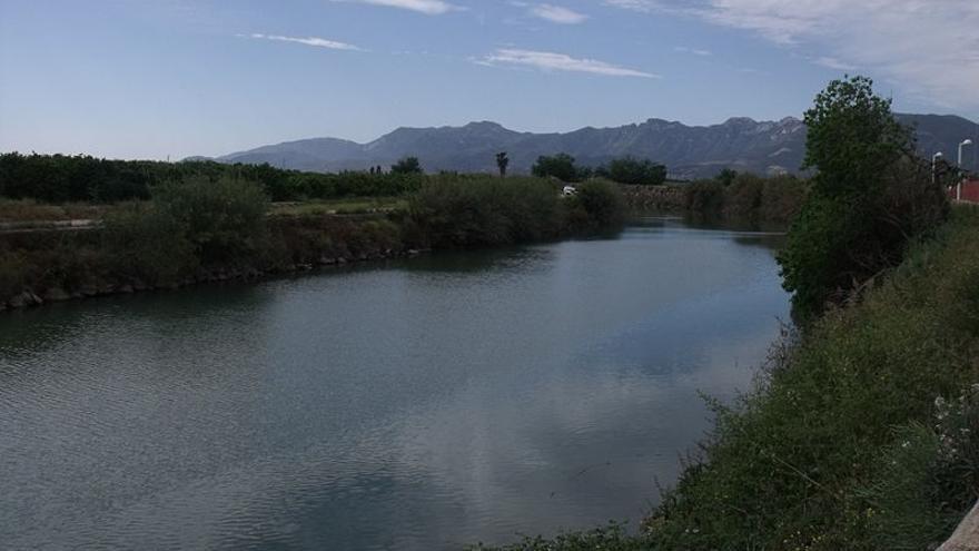 Imagen del río Júcar.