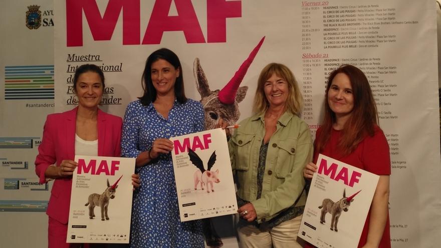 Compañías de cinco países participarán en el MAF del 19 al 22 de septiembre