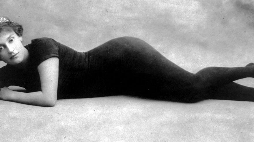 Annette Kellerman y su bañador.