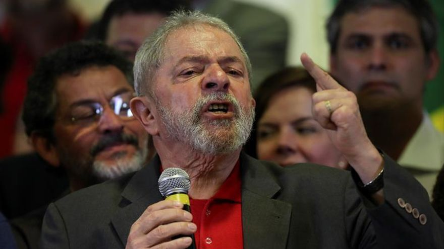 """Defensa de Lula afirma que no hay """"espacio"""" para un pedido de prisión"""