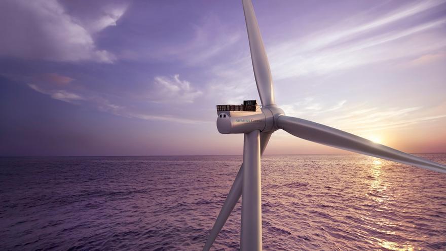 Siemens Gamesa será el suministrador preferente para un proyecto eólico marino de WPD en Taiwán de 640 MW
