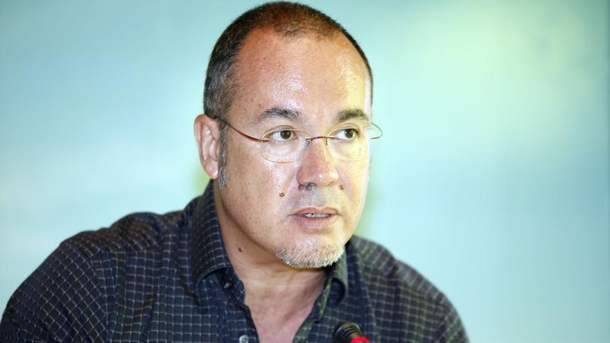 El director de Punto de encuentro Canarias , Enrique Mateu