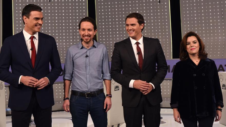 """Iglesias diría no a Hollande si le pide ayuda y Sánchez y Rivera le acusan de """"frivolizar"""" y hacer """"demagogia"""""""