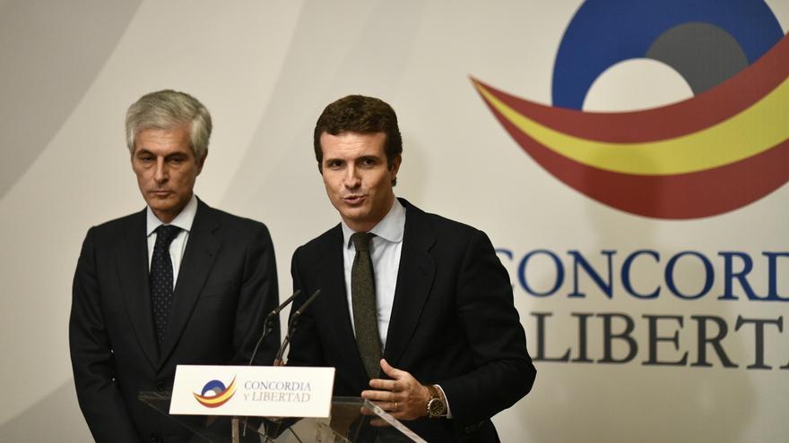 """El PP ultima su ley de Concordia que busca """"derogar"""" la de Memoria Histórica coincidiendo con los 40 años de Carta Magna"""