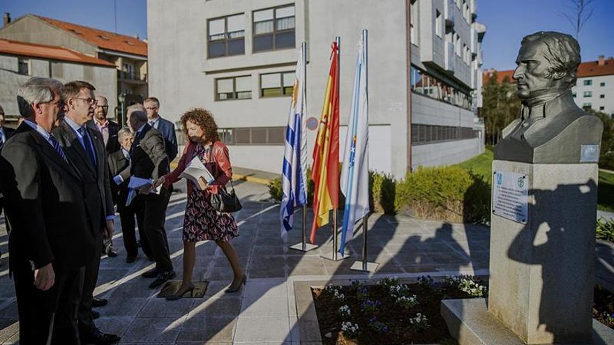 Tabaré Vázquez honra la memoria del general José Gervasio Artigas