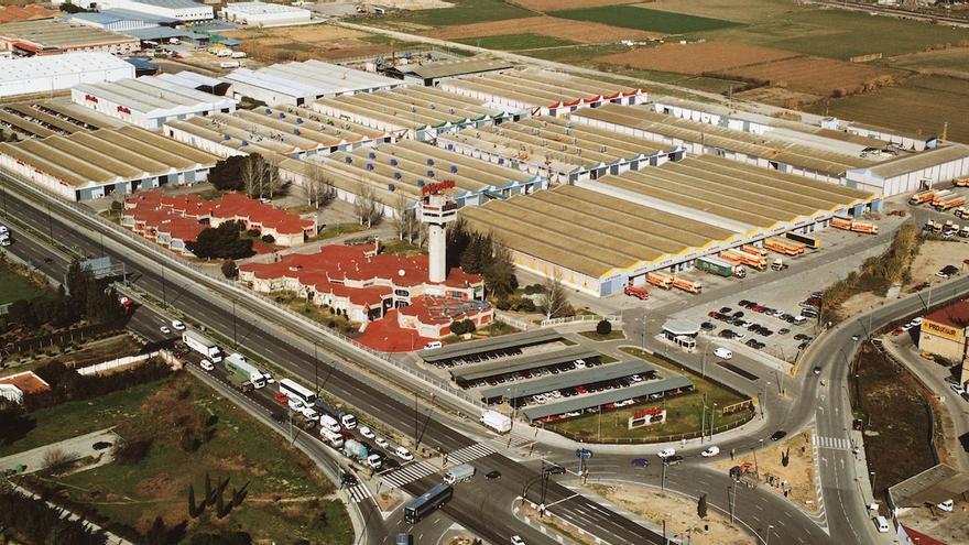 Los dueños de Pikolín promueven un outlet de más de 100.000 m2 en los terrenos que hoy albergan su fábrica.
