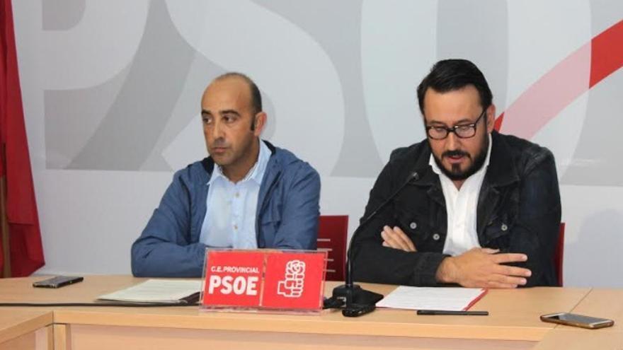 Manuel Sánchez Andreu y Rafael Lemus