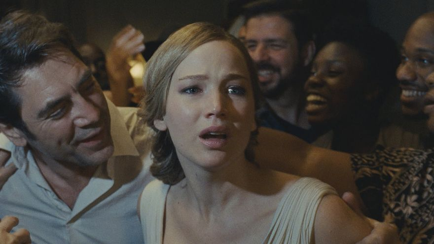 Fotograma de la película 'Madre!'