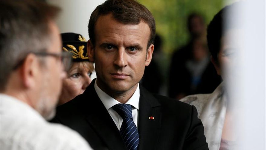 Macron reduce drásticamente la concesión de la Legión de Honor