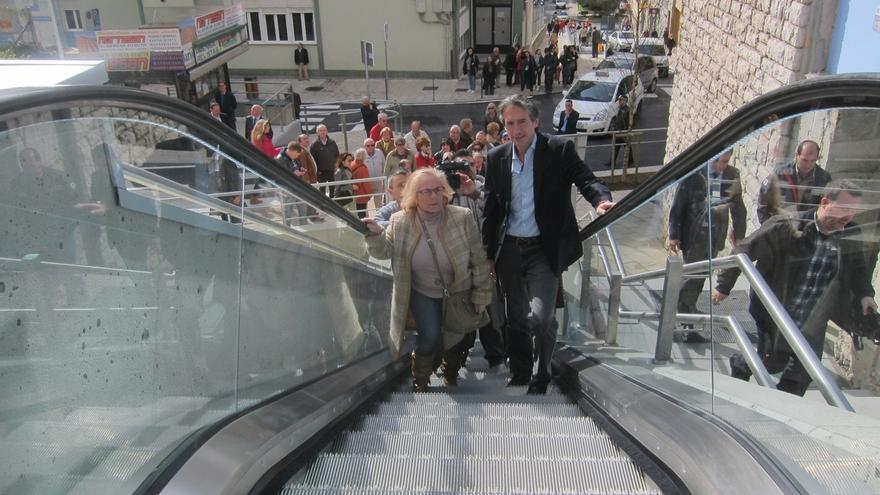 Adjudicado a Thyssenkrupp el mantenimiento de las rampas y escaleras mecánicas de la ciudad