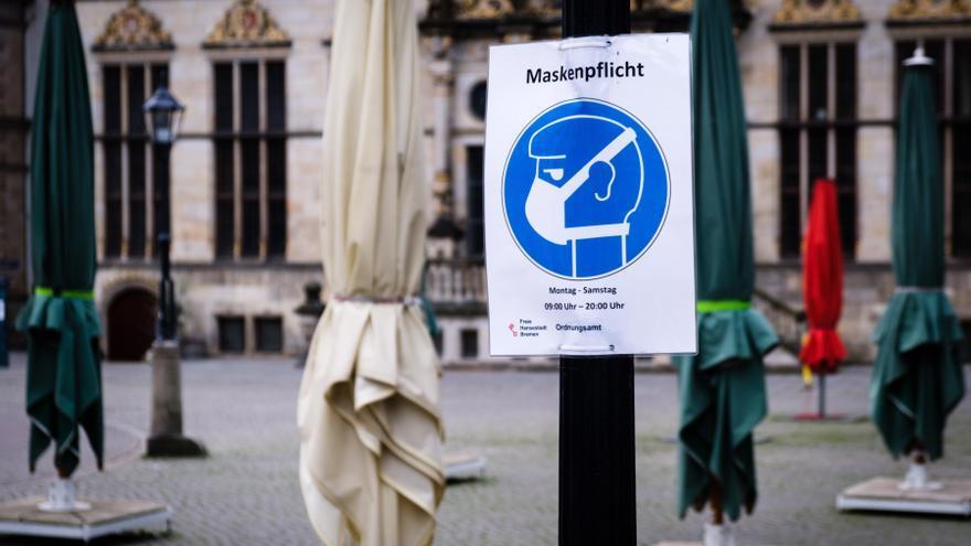Alemania registra 13.604 nuevos contagios en 24 horas y 388 muertos