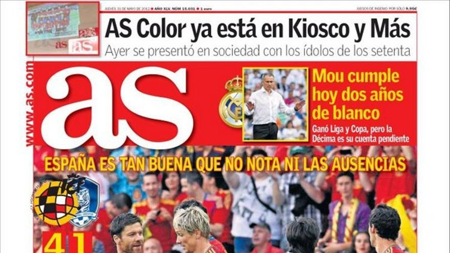 De las portadas del día (31/05/2012) #13