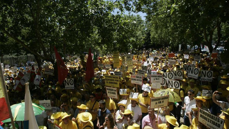 Las demandas de Anpier siguen sin ser escuchadas por el gobierno.