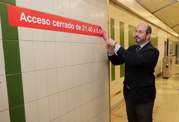 El consejero de Transportes, Vivienda e Infraestructuras, Pedro Rollán, en la presentación del plan a los medios | Fotografía: Comunidad de Madrid