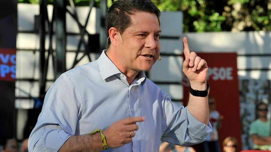 Page: posición PSOE no sería igual si Rajoy se presenta en alianza con otros
