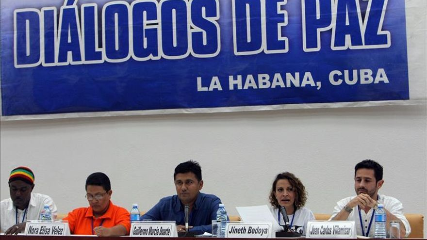 Las víctimas colombianas exigen garantías de seguridad ante las amenazas en su país