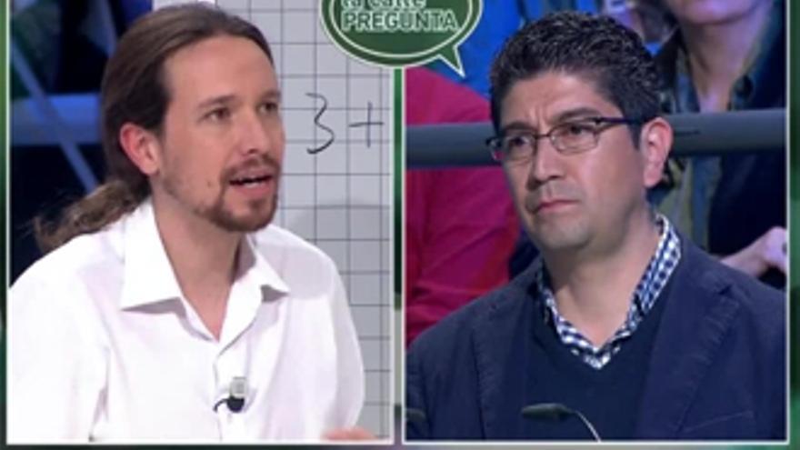 Pablo Iglesias da alas a 'laSexta Noche' (13.4%) sobre 'Un tiempo nuevo'