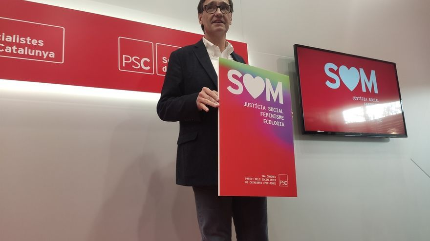 """Illa (PSC) afirma que si el acuerdo con ERC """"no es posible hasta enero, será en enero"""""""