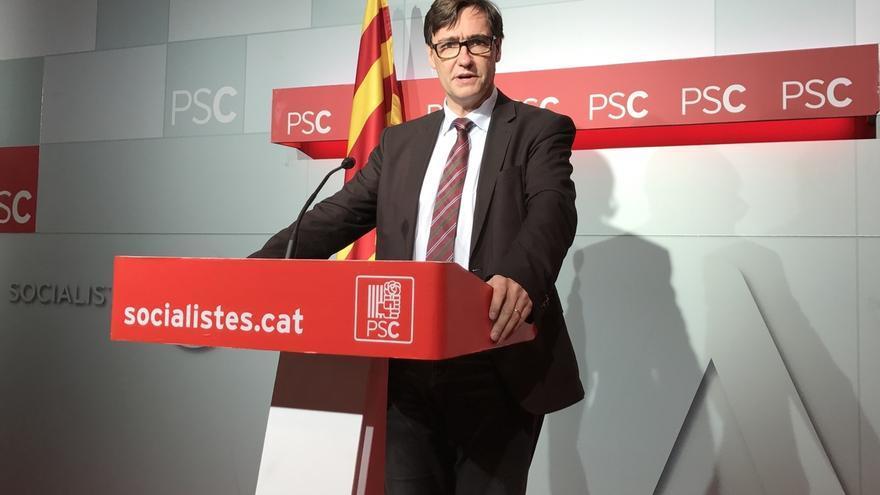 Patxi López visitará Cataluña en tres ocasiones más y coincidirá con Sánchez el 22 de abril